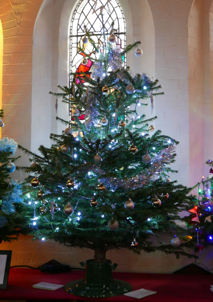 REALLY HELPFUL CLUB: Mr Willowby's Christmas Tree